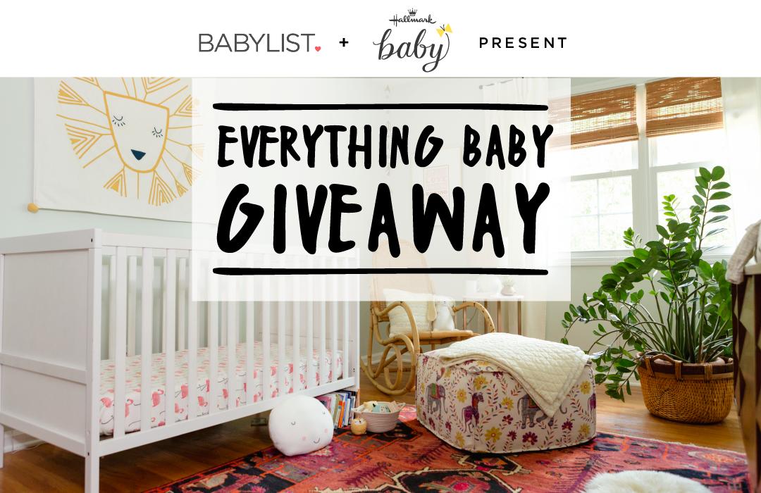 Hallmark Everything Baby Giveaway