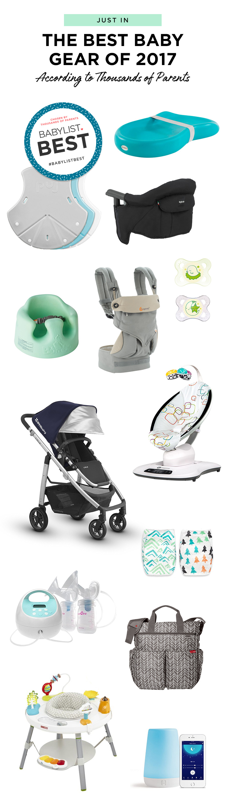 Cool Baby Gadgets 2017