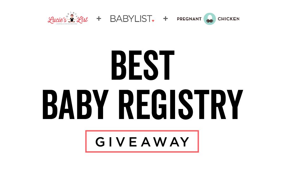 Best Baby Registry Giveaway
