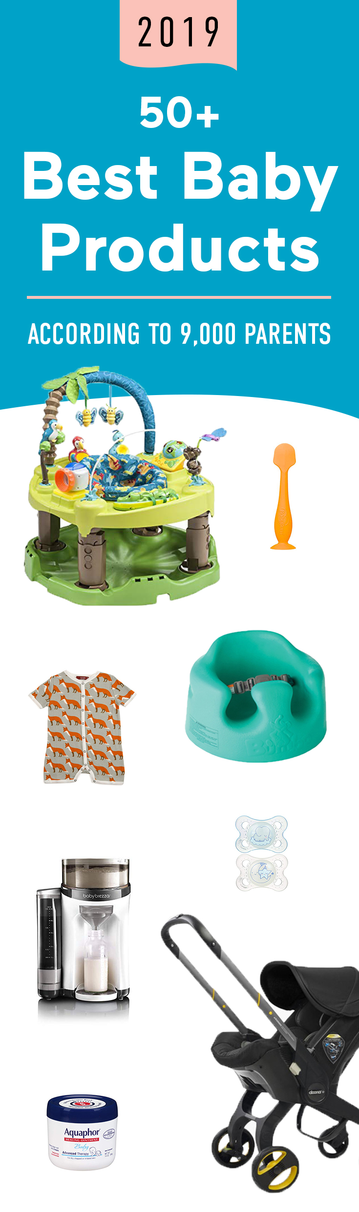 Babylist families share their favorite, can't-live-without products and gear for baby for 2019