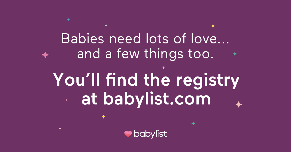 Brandi Blairs Baby Registry At Babylist