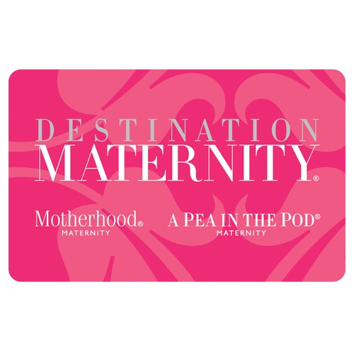 $300 Destination Maternity® Gift Card