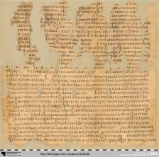 naskah mesi kuno tentang ganja