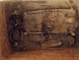 penemuan ganja sebanyak 789 gram di makam mayat gurun gobi cina