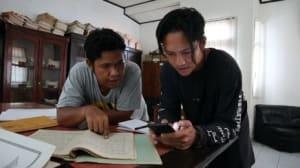 ganja sebagai budaya bangsa indonesia