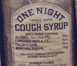 obat batuk berbahan ganja
