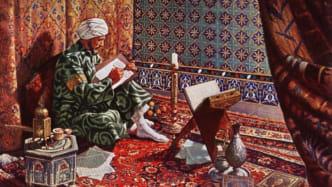 Ibnu sina menulis manfaat ganja