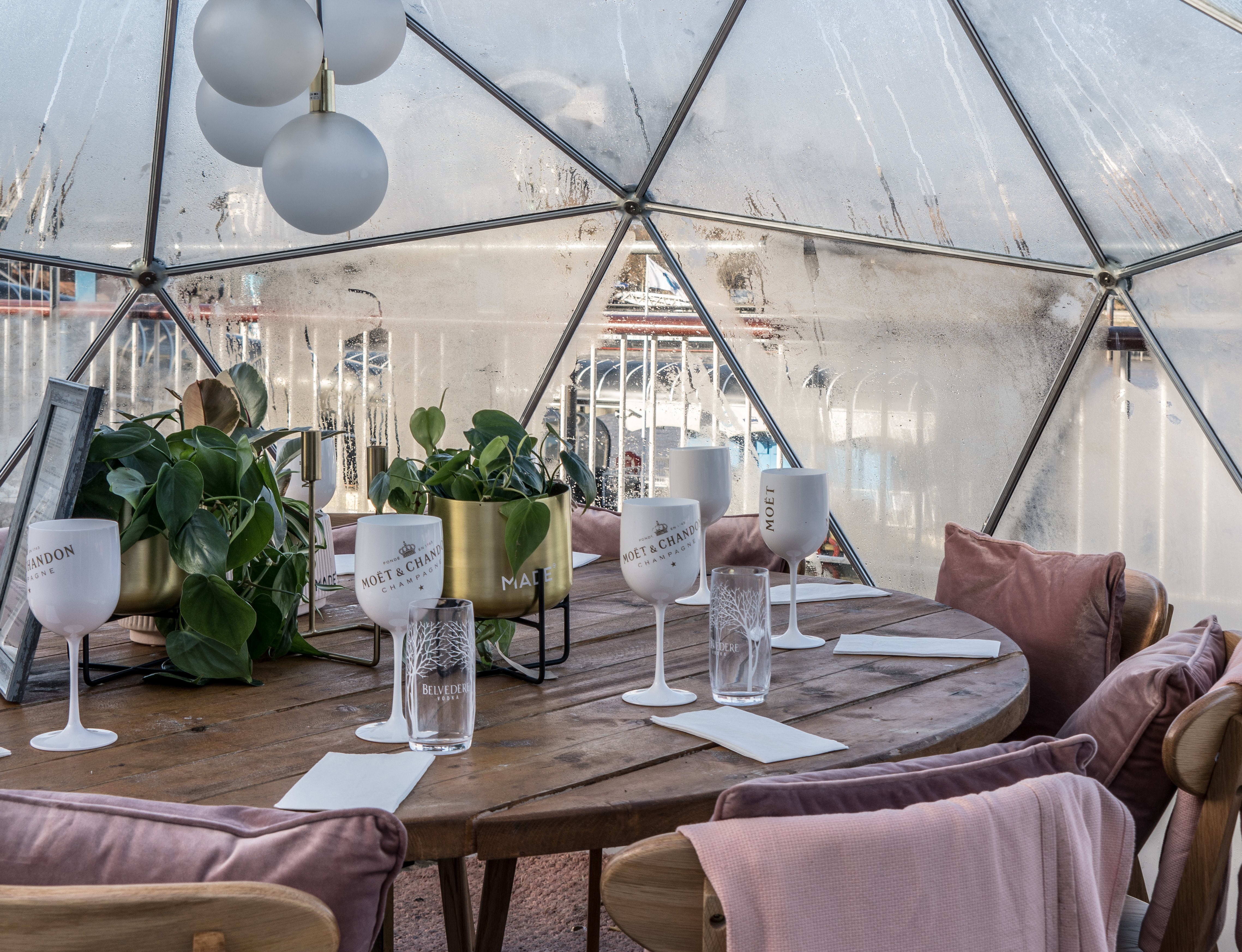 5 Popular Ways Restaurant Operators Can Extend Outdoor Dining Into Colder Months