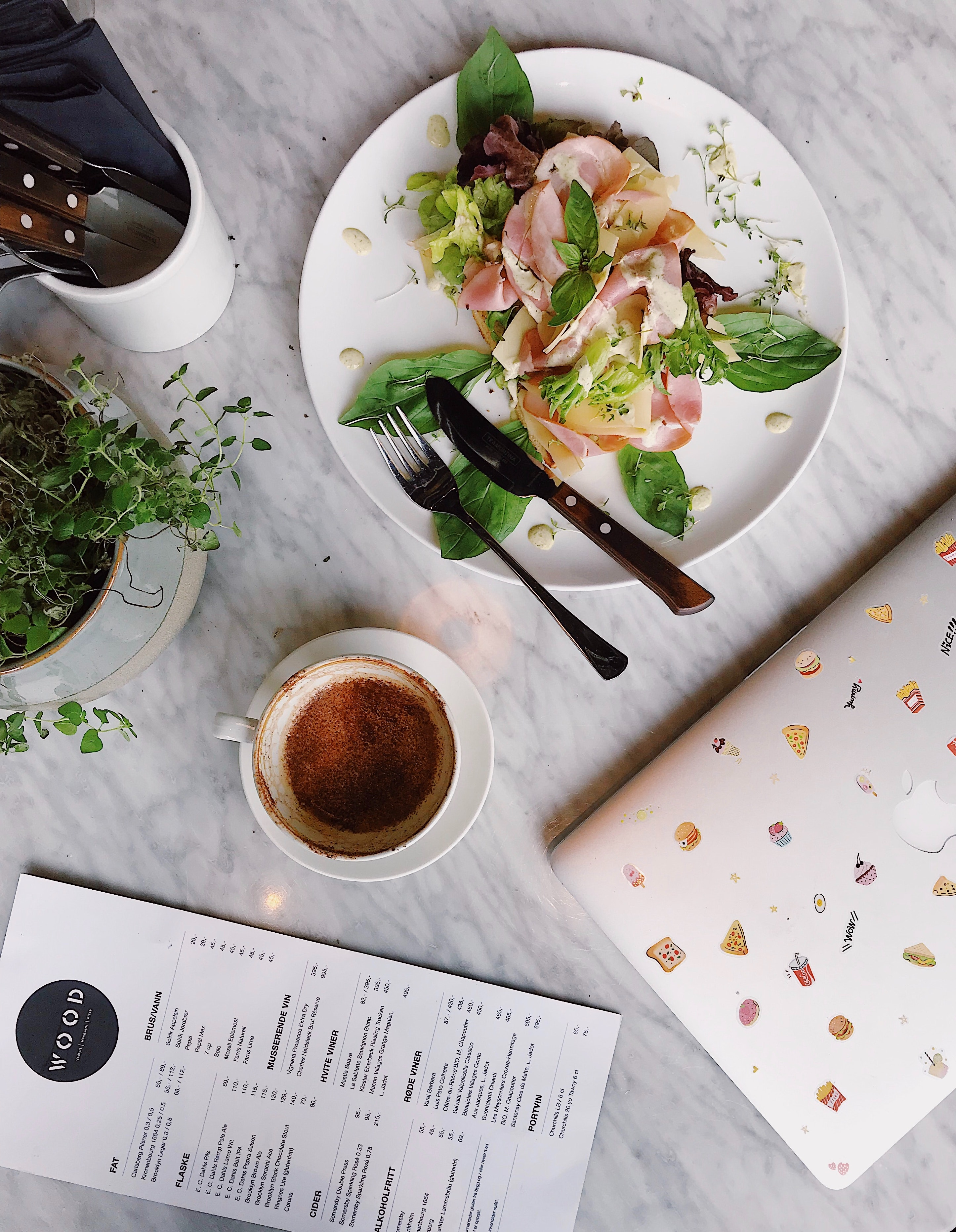 How to Make a Brochure for Your Restaurant on Google Docs