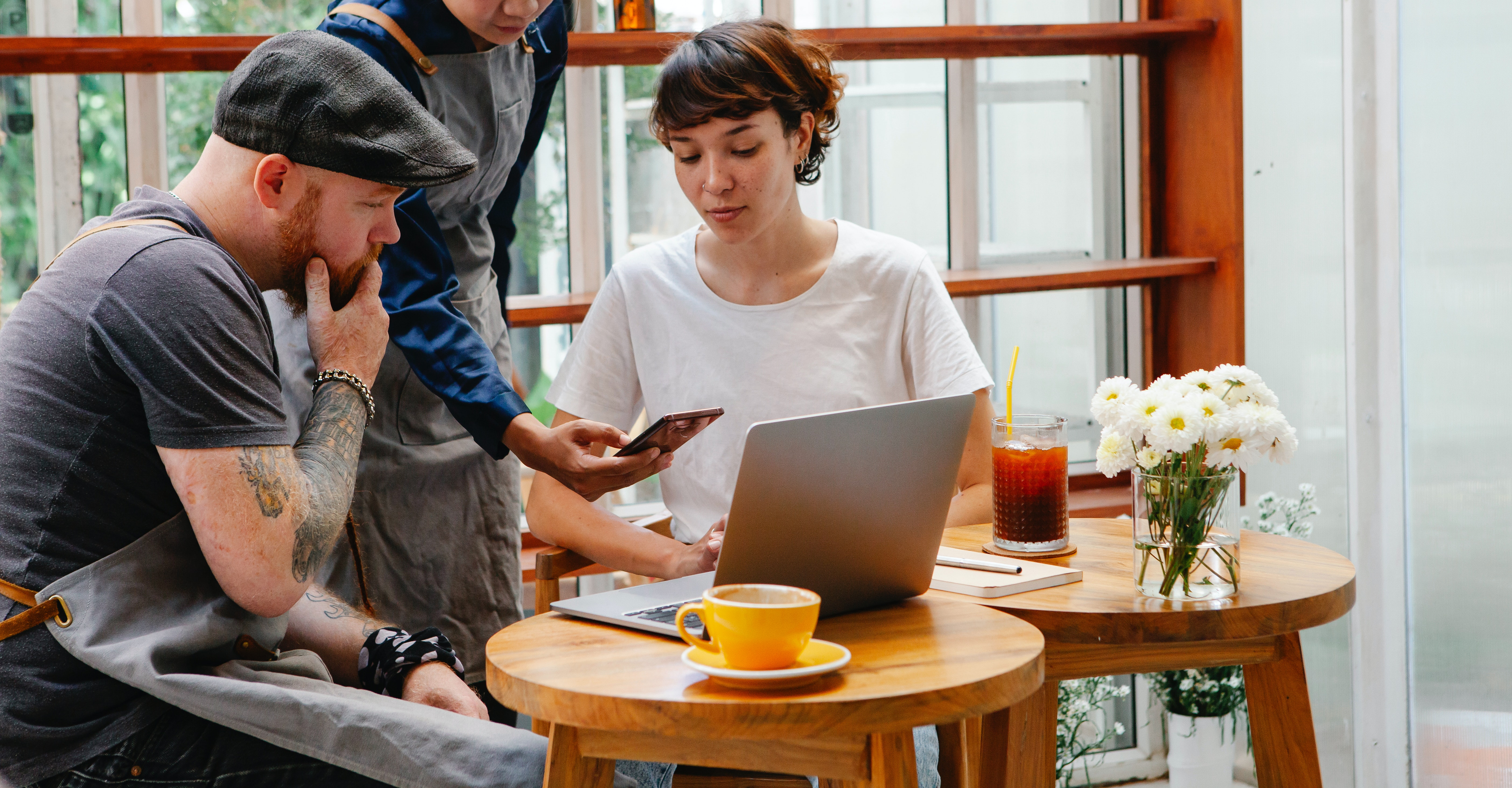 How Restaurants Are Using Data Analysis to Get Ahead