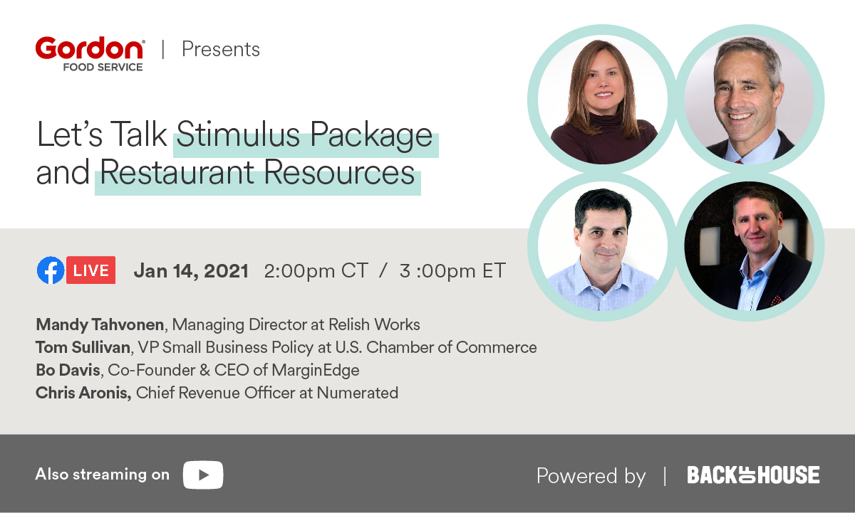 Webinar on New Stimulus Package with US Chamber of Commerce
