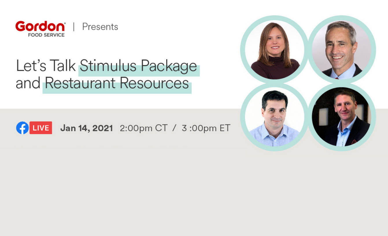 [Free Webinar] The Stimulus Package and Restaurant Resources, powered by Back of House