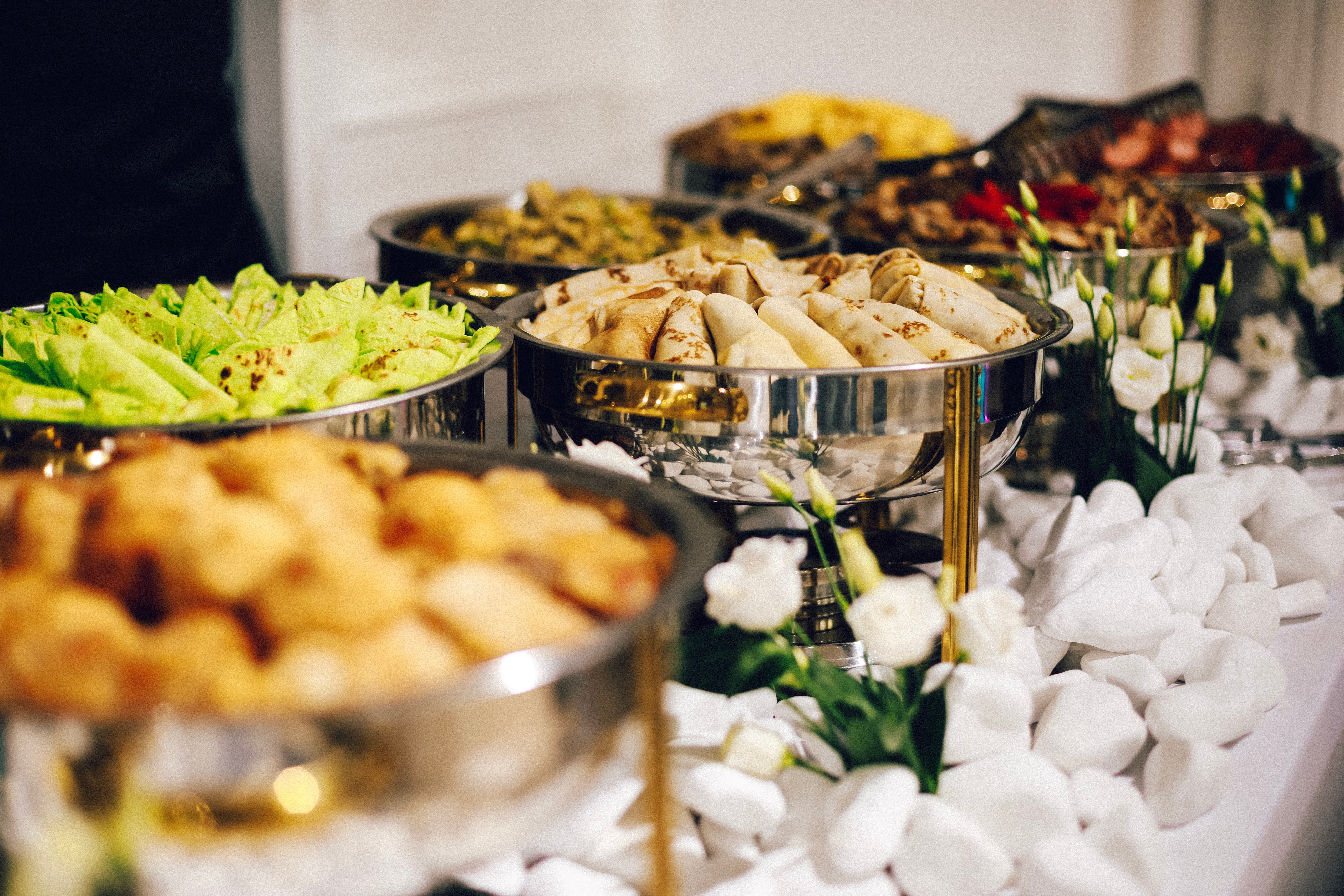 A guide to corporate meals and catering for restaurants