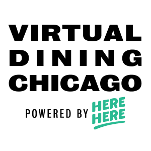 Virtual Dining Chicago Solution Logo
