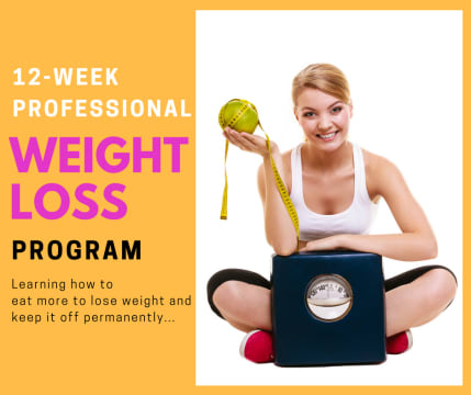 12-Week Professional Weight Loss Program