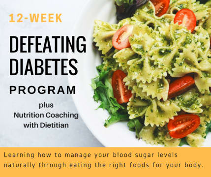 12-Week Defeating Diabetes Program