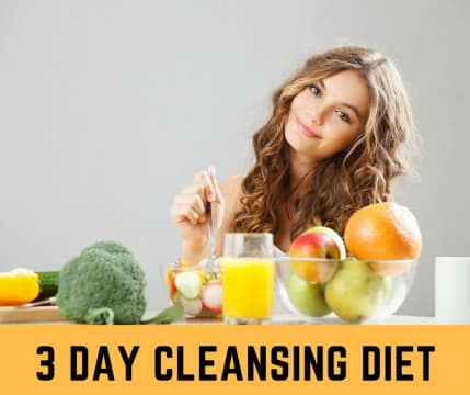 3-Day Cleansing Diet
