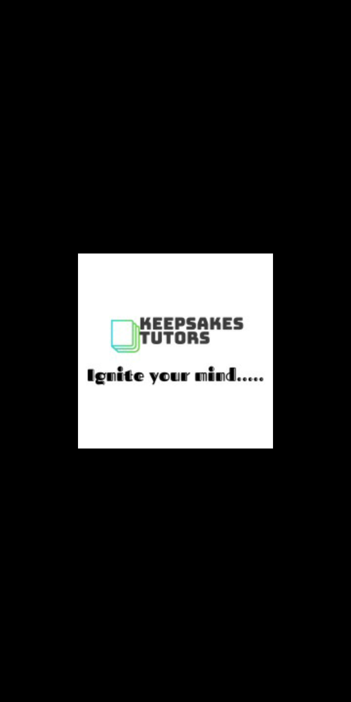 Keepsakes Tutors