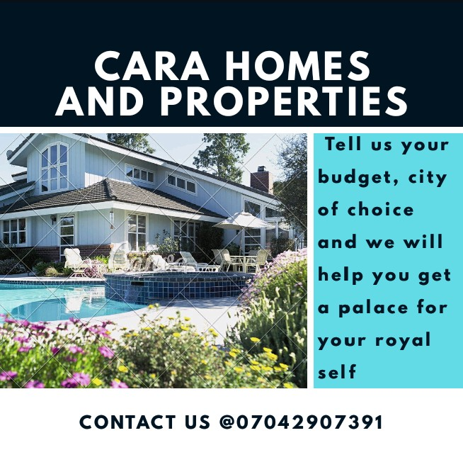 Cara Homes And Properties