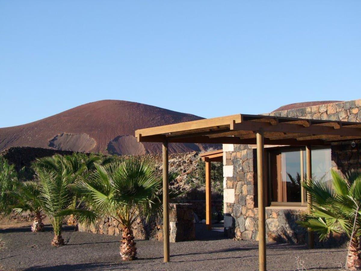 Casa Hubara, charming authenticity
