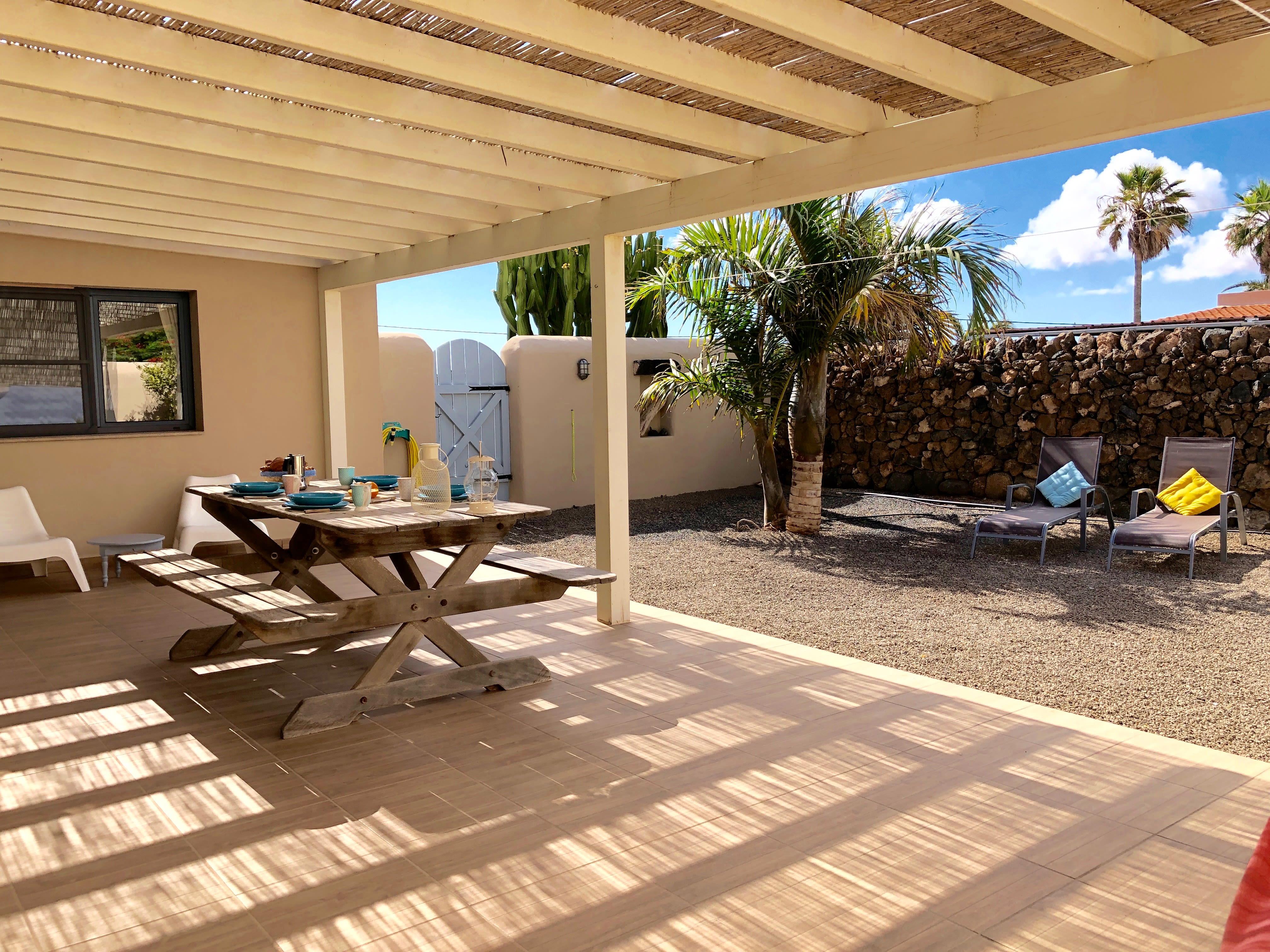 Casa Wonderful M. en Lajares