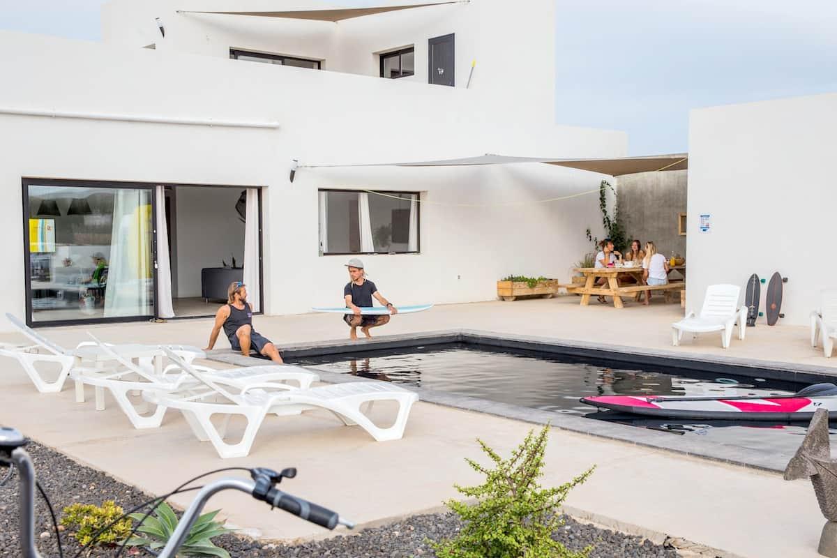 Surf Villa El Roque - Surf'n Sleep - Doubleroom