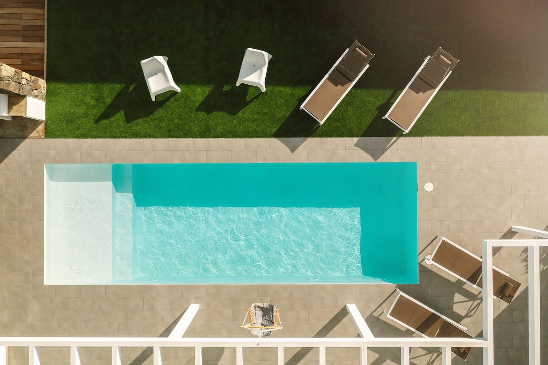 Brand new & modern Casa Los Lajares & heated pool