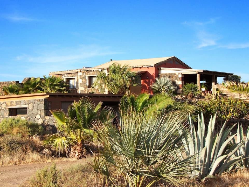 Casa El Campo, tropical garden & panoramic view