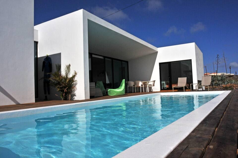 Mali House with heated pool