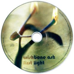 Wishbone Ash – First Light (1970) CD