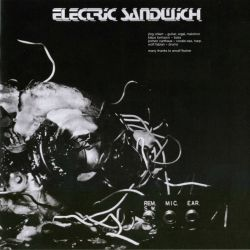 Electric Sandwich - Electric Sandwich (1972) Booklet