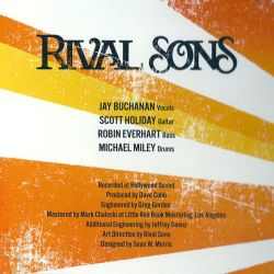 Rival Sons - Before The Fire (2009) Inside