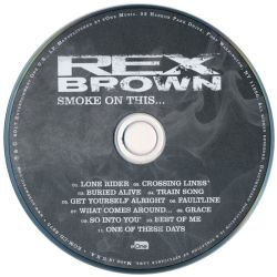 Rex Brown – Smoke On This... (2017) CD