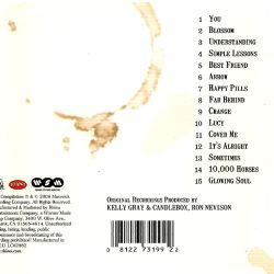 Candlebox 2006 - The Best of Candlebox (Back)