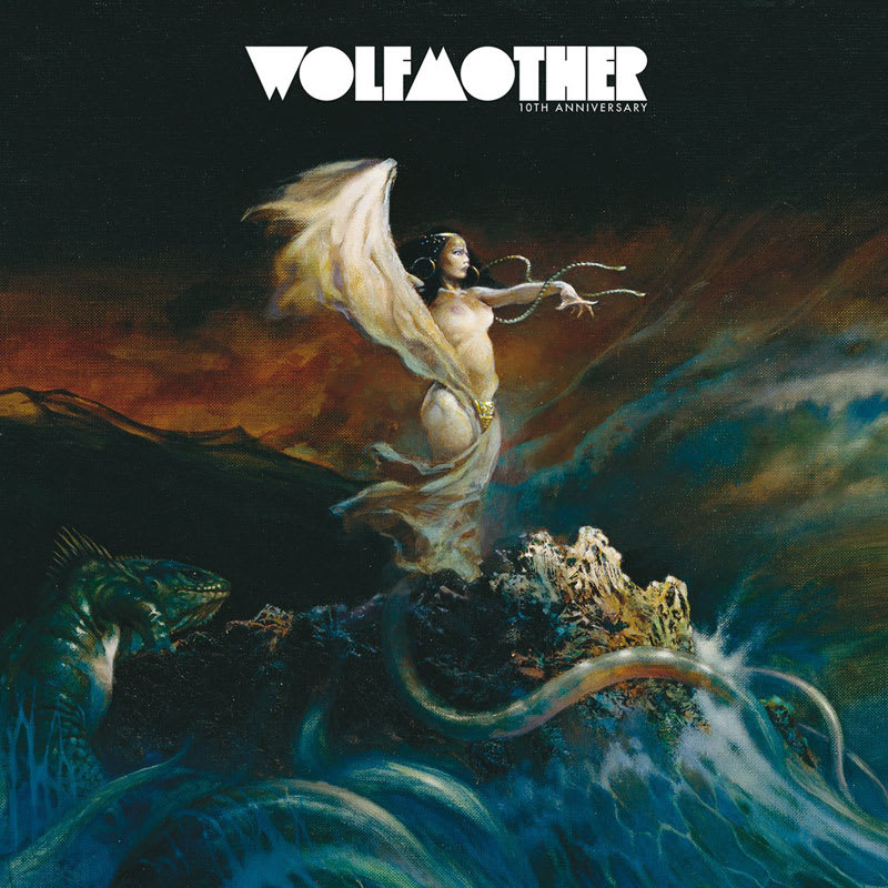 Wolfmother (2015 Deluxe Edition) Front