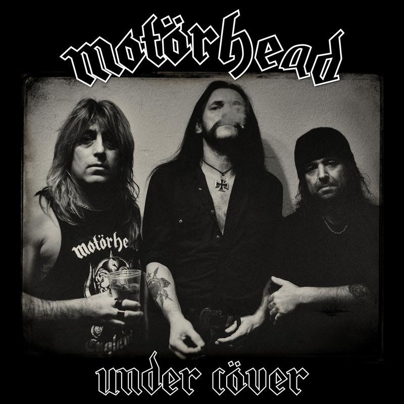 Motörhead – Under Cöver (2017) Front