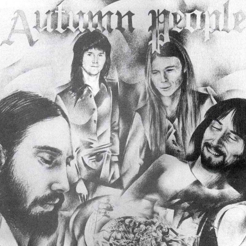 Autumn People – Autumn People (1976) Front
