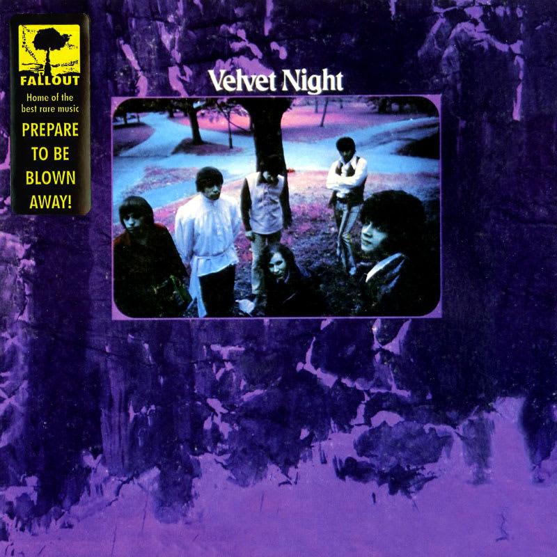 Velvet Night - Velvet Night (1970) Front