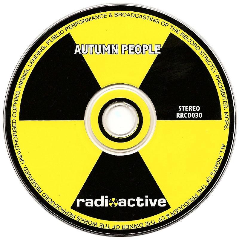 Autumn People – Autumn People (1976) CD