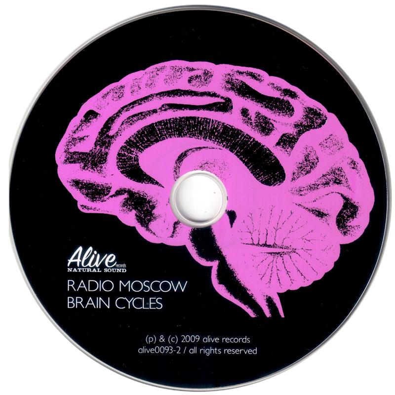 Radio Moscow – Brain Cycles (2009) CD