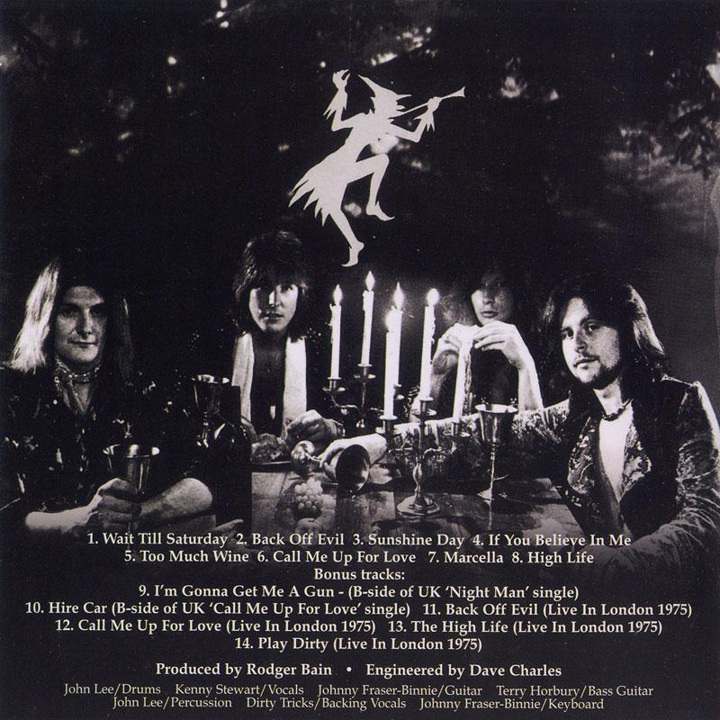 Dirty Tricks - Dirty Tricks (1975) Booklet 02