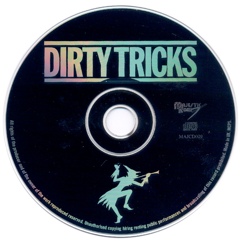 Dirty Tricks - Dirty Tricks (1975) CD
