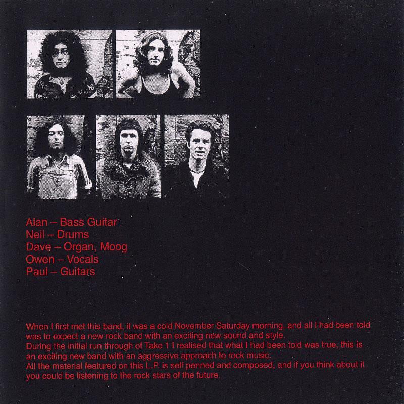 Pinnacle – Assasin (1974) Booklet