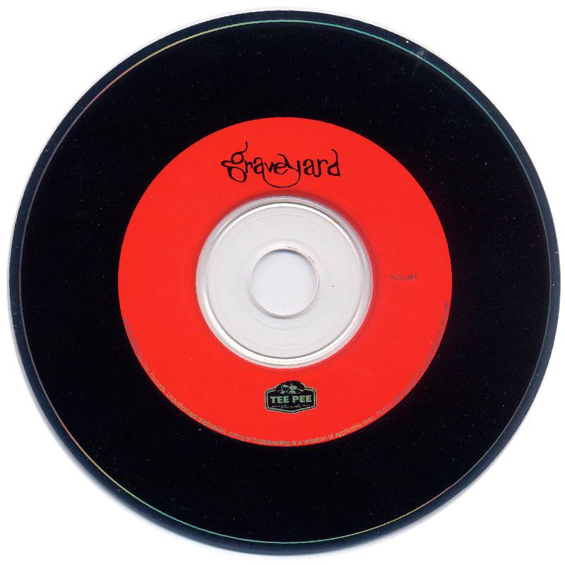 Graveyard - Graveyard (2007) CD