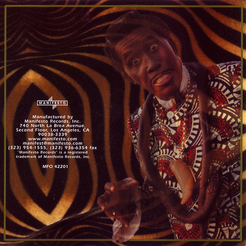 Screamin' Jay Hawkins – Best Of The Bizarre Sessions: 1990-1994 (2000) Back