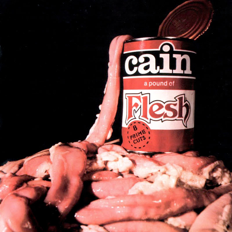 Cain - A Pound Of Flesh (1975) Front