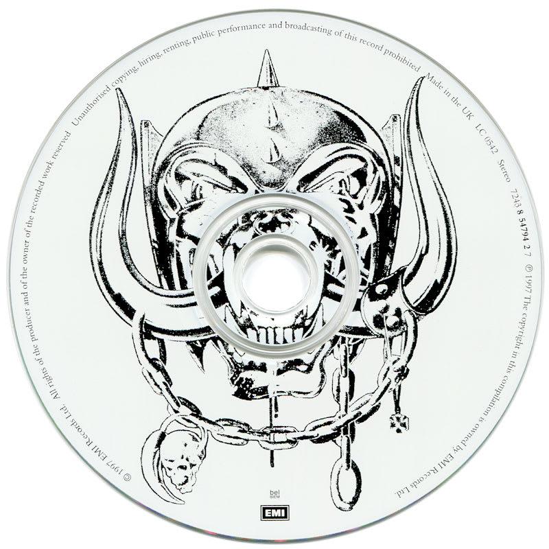 Motorhead – On Parole (1976) CD