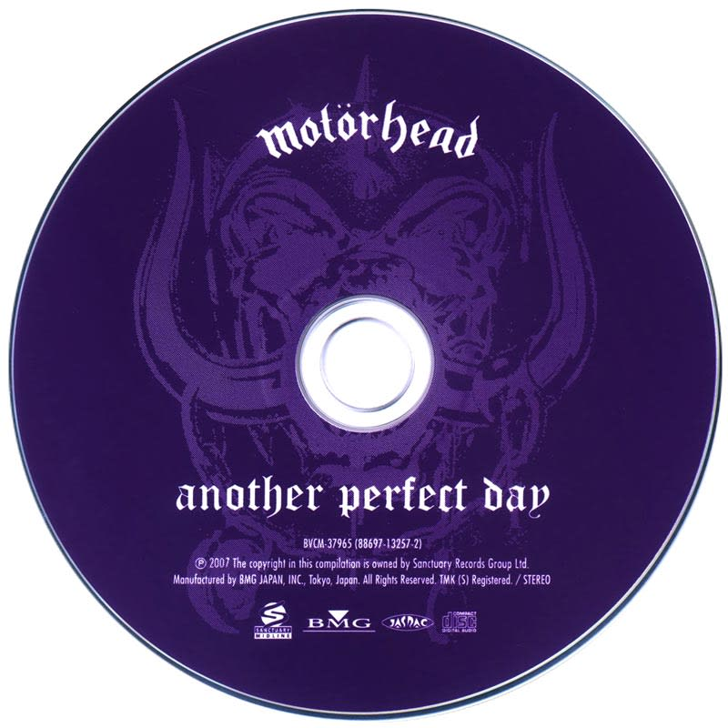 Motorhead – Another Perfect Day (1983) CD