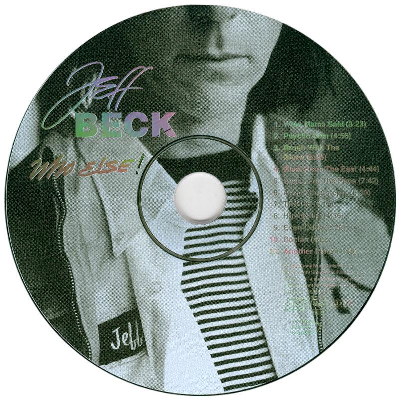 Jeff Beck – Who Else! (1999) CD