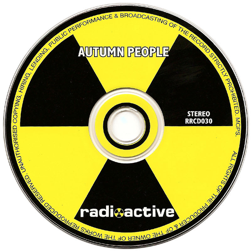 Autumn People – Autumn People (1976) CD